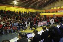 Moradores do local elegeram habitação como prioridade de investimentos