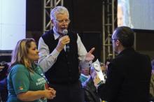 Associação de Moradores do Rubem Berta homenagearam Fortunati