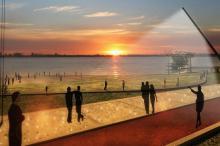 Moradores e turistas poderão usufruir do parque 24 horas por dia