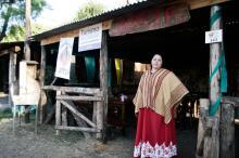 O 35 CTG é pioneiro em ter uma mulher como patroa, Márcia Borges
