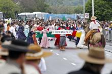 Campeirismo gaúcho e sua importância cultural e social foi o tema de 2015