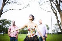 Bianca Gismonti Trio se apresenta no sábado, dia 10