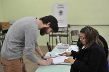 N�mero de votantes, 32.203, superou o registrado no pleito anterior, em 2011