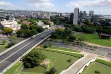 Projeto prevê recuperação e conservação do largo e da Ponte de Pedra