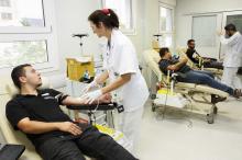 Unidade de Coleta e Transfusão funcionará no dia 31 de dezembro
