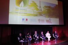 Lan�amento do evento na Capital foi realizado na Cinemateca Capit�lio