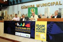 Boaventura de Sousa Santos recebeu o título de Cidadão de Porto Alegre