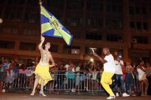Shows e desfile acontecem no Centro Histórico a partir das 17h