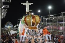 Desfile das Campeãs será no sábado, 18 de março