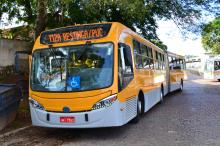 Carris utilizará ônibus articulado no atendimento a estudantes