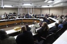 Representantes de secretarias e entidades farão vistoria na quarta, 25