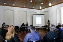 Reunião mensal da CME ocorreu na Casa dos Conselhos, no bairro Bom Fim