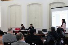 Divulgação foi feita na reunião mensal do CME, na Casa dos Conselhos