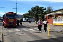 A��o ser� acompanhada pelo corpo de bombeiros
