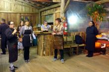 Festival abriu na noite dessa quinta-feira, 8, no galpão Espaço de Hospitalidade