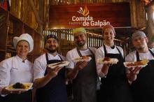Treze cozinheiros difundem a culinária gaúcha na perspectiva da alta gastronomia