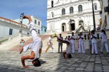 Grupo de capoeira Discípulos de Oxóssi fará apresentação
