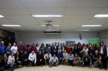 Reunião contou com patrões dos 40 piquetes parceiros do projeto
