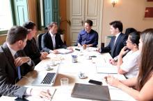 Marchezan pediu aos gestores que busquem parcerias para realizar o evento