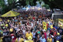 Ajustamento de conduta determina encerramento dos desfiles às 21h