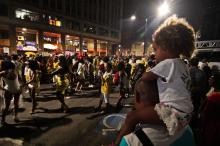 Desfile é apresentado às novas gerações