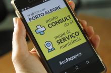 App desenvolvido pela Procempa já oferece 16 funcionalidades aos usuários