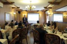 Reuinão-almoço foi na Associação dos Empresários do Humaitá-Navegantes