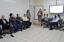 Linha Direta contou com a participação de colaboradores da Companhia