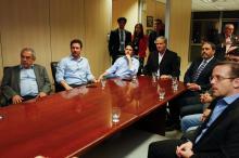 Empresa vai compartilhar com o município as imagens das câmeras