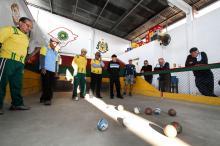 Serão realizados 17 jogos do Campeonato Municipal de Bocha