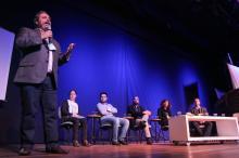 Vice-prefeito frisou a importância do auxílio da sociedade civil para executar mudanças