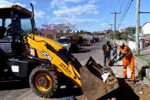 Prefeitura recomenda o descarte dos materiais em frente às moradias