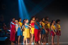 Talentos que se destacam passam a integrar a Cia Jovem de Dança