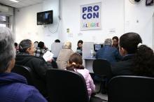 Reclamações podem ser registradas na sede da rua dos Andradas, 686