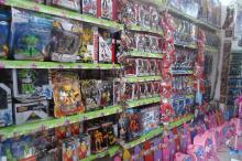 Brinquedos só podem ser comercializados se apresentarem o selo do Inmetro