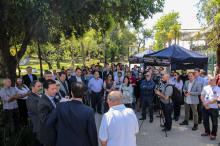 Marchezan destacou a importância das parcerias para transformar a cidade