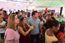 Evento encantou mais de mil crianças e adolescentes acolhidos por entidades assistenciais