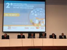 Evento debateu temas como controles internos e transparência