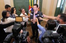 Marchezan destacou a importância, para a segurança pública, da nova legislação