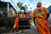 Ação ajuda no combate e prevenção de pontos de descarte irregular
