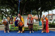 Espetáculo é inspirado na história de Dom Quixote de La Mancha