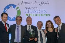 Distinção foi entregue ao prefeito Marchezan em evento na capital paulista