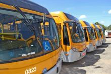 Câmara aprovou projeto que visa a substituir 87 ônibus da empresa municipal