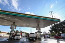 Valores da gasolina comum variam de R$ 3,97 a R$ 4,299