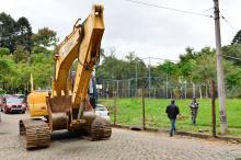 Investimento em drenagem da bacia hidrográfica contempla 14 bairros