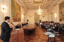 Marchezan reiterou objetivo de multiplicar parcerias para a  população