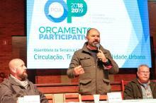 Plataforma digital ocorrerá juntamente com as reuniões presenciais do OP
