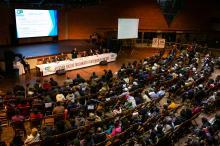 Plenária ocorre a partir das 19h, na Casa do Gaúcho