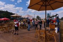Empreendimento abrange restaurantes, lojas, centro médico e praça pública