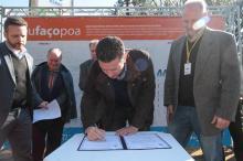 Marchezan destacou a segurança para as doações com a ferramenta ConstruaPOA